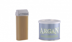 Argan oil wax roller