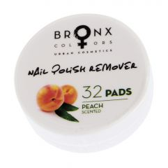 Nail Remover Pads Peach
