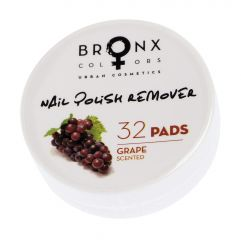 Nail Remover Pads Grape