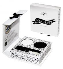 Pocket Set Black and White