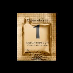 Eyelash Perming & Lifting Cream 1 - Waving Lotion