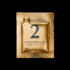 Eyelash Perming & Lifting Cream 2 - Neutralizing Lotion