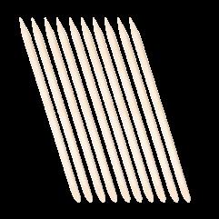 Wooden Stick - 10 stk (salong)