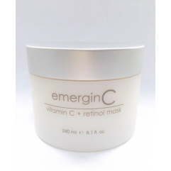 Vitamin C + Retinol Mask 240 ml (salong)