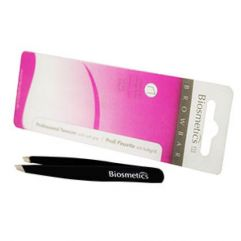 Tweezer soft grip black (salong)